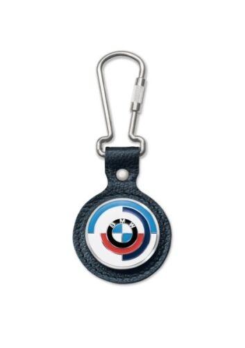 Genuine BMW Motorsport Heritage Key Ring 80272445946