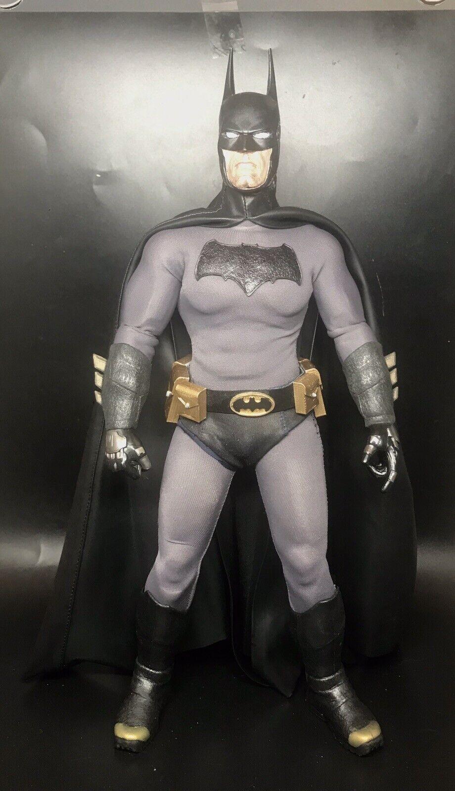 Escala 1 6 figura Personalizada Batman Mash Caballero Oscuro Hot Juguetes TTM20 Cuerpo