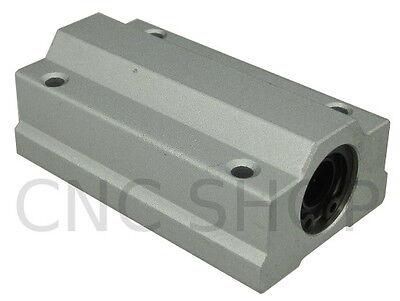 SC8LUU 8mm LONG TYPE LINEAR BALL BEARING CNC ROUTER 3D PRINTER RAIL SLIDE MOTION