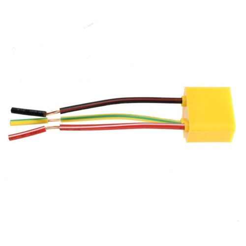 2 Stück Auto Scheinwerfer Anschlussstecker H4-Lampe Lampenfassung S2509