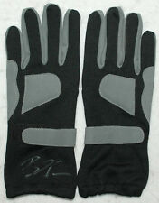 Bruno Senna Signed - Autographed - Racing F1 Gloves Pair