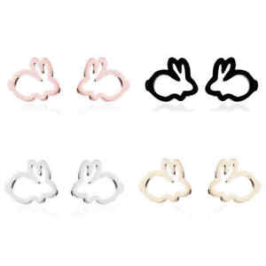 Fashion-Hollow-Rabbit-Ear-Studs-Stainless-Steel-Bunny-Earring-Creative-Jewelry