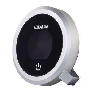 Aqualisa Q Accent Ring Pack Pour Contrôleur & Combiné Stardust Argent Qtd.aa.01-afficher Le Titre D'origine Garantie 100%
