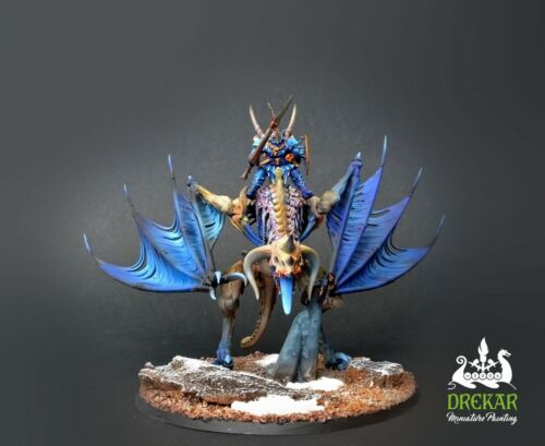 Prince Vhordrai Death Age of Sigmar ** COMMISSION ** painting