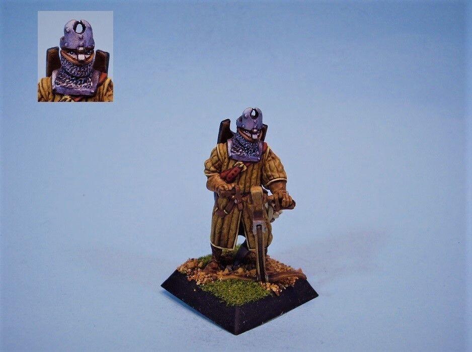 Confrontación Pintado Miniatura cadwallan crossbowman