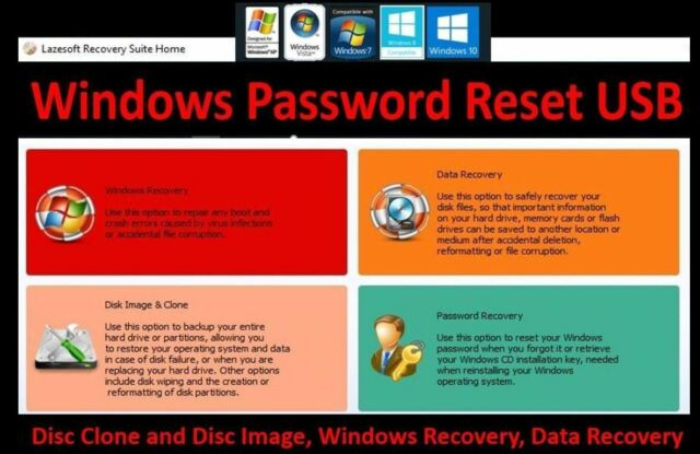 create a recovery drive windows 10 online