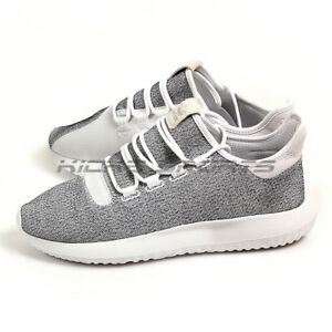 new concept a91a1 77f56 Details about Adidas Originals Tubular Shadow White/Grey One/White Casual  Shoes 2018 CQ0928