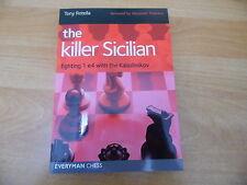 The killer TSER Kalashnikov by Tony Rotella Everyman Chess dicembre 2014