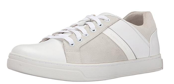 Kenneth Cole New York Men's 'Swag City' Sneaker, White, Size 11.5 Med