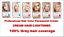 ELEA-Professional-Hair-Color-Permanent-Cream-Lightener-Coloring-Kit-Blond thumbnail 1