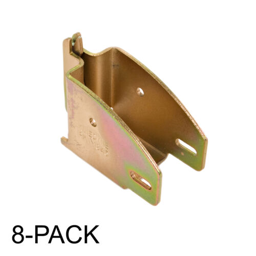 8 Shelf Brackets Lofts Inside of Trailers E Track Beam Socket-Cargo Control