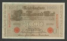 GERMANY - 1000 mark  1910 (1916-18)  Uncirculated  ( Banknotes )