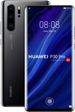 Huawei P30 Pro 8GB 128GB Single Sim Black