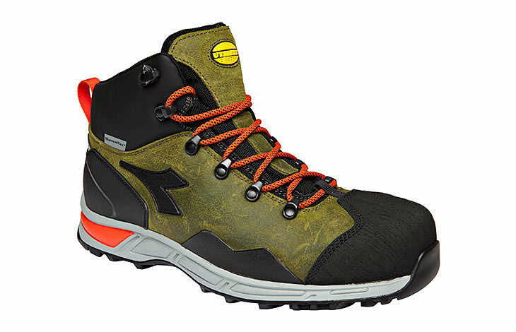 SAFETY WORKING SHOES DIADORA UTILITY HIGH BOOTS NEW OFFER S3 METAL FREE LIGHT