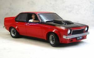 Holden-Torana-SLR-Door-Rev-Heads-Drag-Rodz-Family-Flamenco-Red-Cavalier-NewInBox
