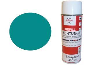 1x-Spray-Peinture-400ml-1K-Vernis-Voiture-lackpoint-Brillant-Ral-5018-Turquoise