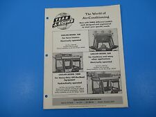 Original 1950's Year-A-Round Tractor Cab Enclosure Ad Deere Oliver Ford  M1417