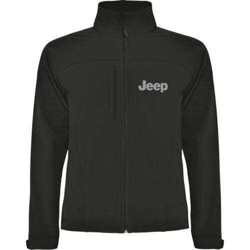 JEEP Softshell Veste Manteau Coat Veste Jacket Giacca Chaqueta Blouson