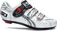 Sidi Genius 5 Carbon Mega Road Cycling Shoes - White