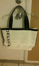 Dean and Deluca Large Canvas Tote