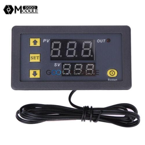 Digital W1308 W1209//WK W1301 W3230 12V Thermostat Temperature Switch Sensor