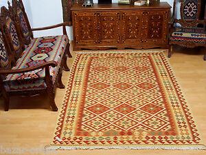 Türkische Teppiche Sensible 255x155 Cm Orient Teppich Afghan Turkmen Nomaden Planzenfarbe Kelim Kilim No:54 High Quality And Inexpensive