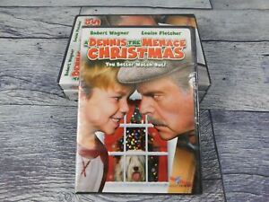 A Dennis the Menace Christmas [DVD] NEW Pack of 4