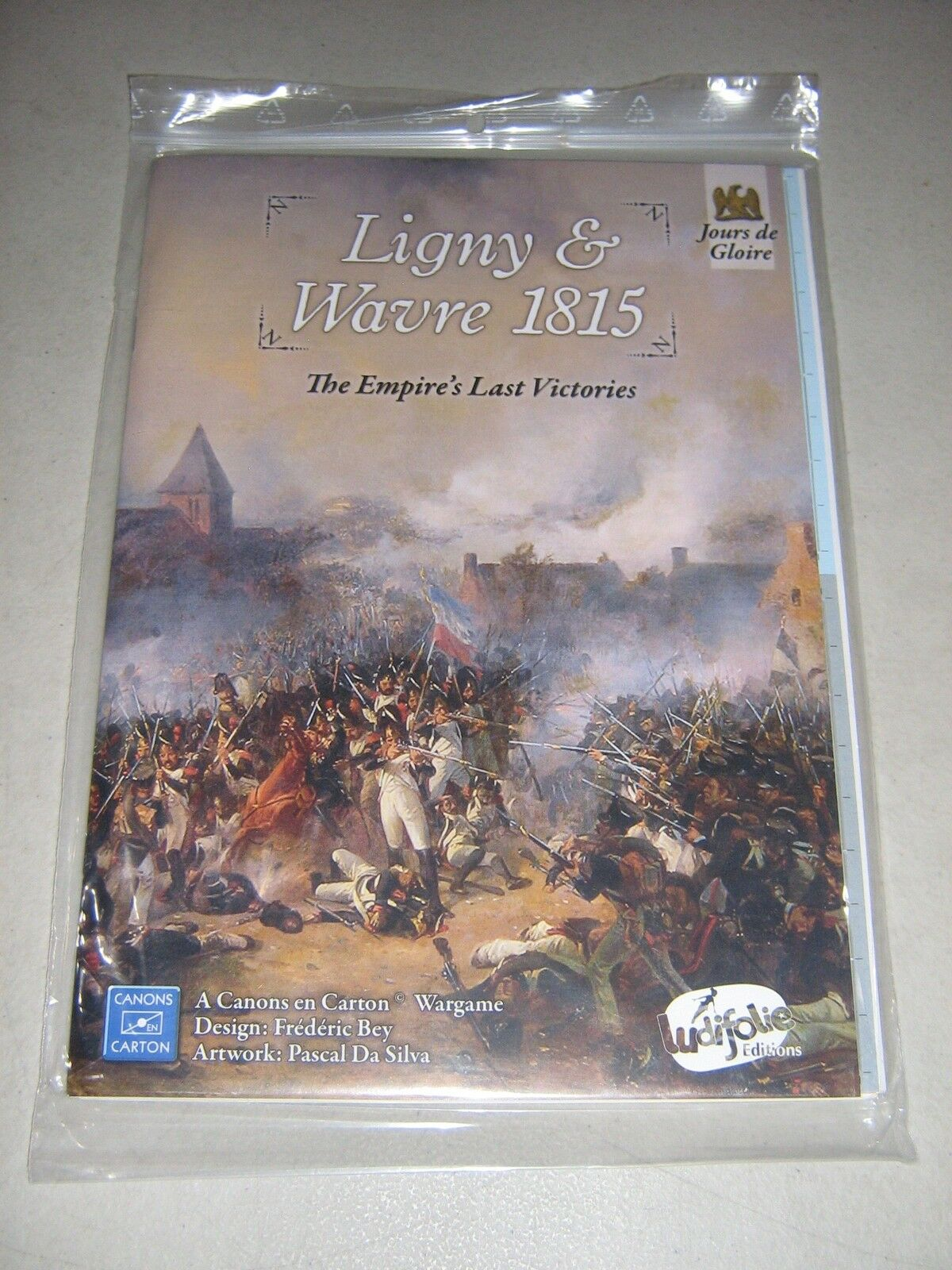 Ligny & Wavre 1815  The Empire's Last Victories (New) (New) (New) 5ec5b4