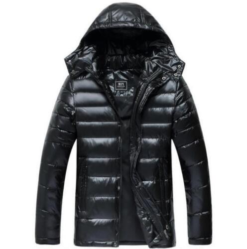 6XL 7XL 8XL 9XL Men/'s Hooded Warm Winter Thicken Puffer Down Parka Jacket Ske15