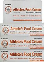 Athlete's Foot Cream Dr. Sheffield's 14gm ( 3 Pack )