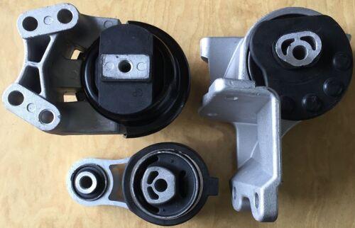 3pcSet Motor Mounts fit 2008 2009 2010 2011 2012 Ford Taurus 3.5L no Turbo