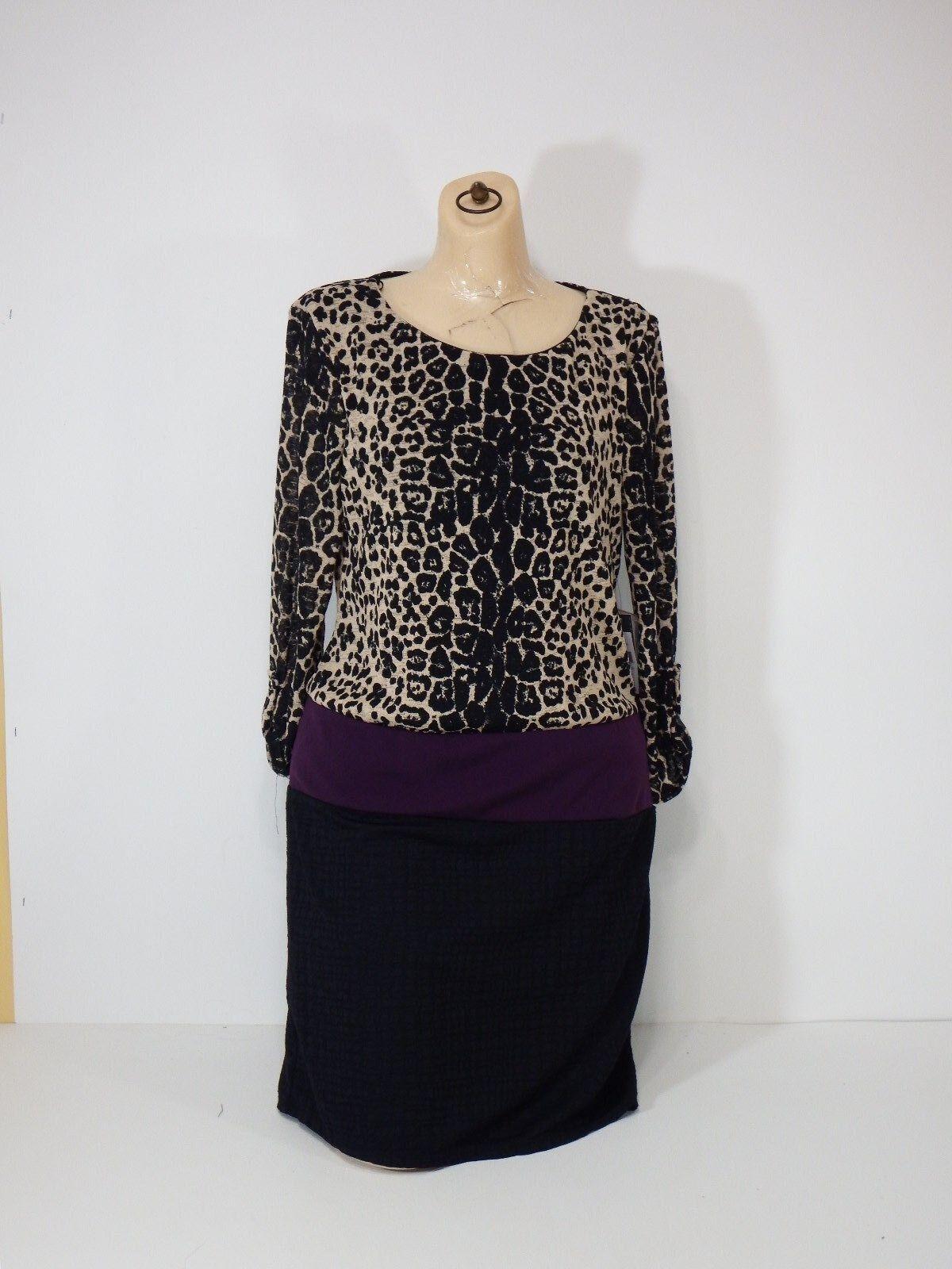 Women dress luxology large formal half sleeve knee length comfortable zipper