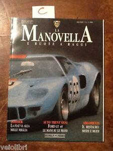 LA-MANOVELLA-Aprile-1994-Ford-Mustang-Ford-GT40-Bugatti-57-Stelvio-Ford-A