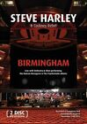 Birmingham: Live with Orchestra & Choir by Steve Harley/Steve Harley & Cockney Rebel (CD, Oct-2013, 2 Discs, Come Uppance)