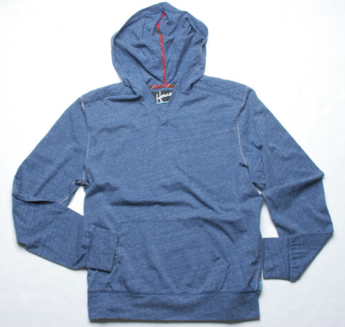 Midnight Blue Hause of Howe Pedal Pusher Hooded Knit Sweater M