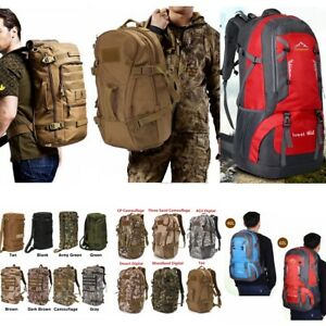 40-50-60L-Molle-Outdoor-Military-Tactical-Bag-Camping-Hiking-Trekking