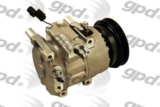 A//C Compressor Fits 2003-2007 Ford Focus 2.3L 2005-2007 2.0L FS10 57176 New