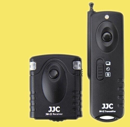JJC MA-C Kabel Fernauslöser für Canon EOS 600D 650D 700D 1000D 1100D Kiss X7i