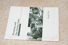 """Penn Foster """"Plumbing And Pipe-Fitting Tools"""" Study Unit #28604201"""