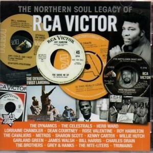 RCA-VICTOR-A-Northern-Soul-Legacy-NEW-amp-SEALED-CD-OUTTA-SIGHT-MODERN-SOUL-R-amp-B