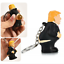 Donald-Trump-Poop-Keychain-President-Squeeze-Funny-Key-Ring-Novelty-Comic-Gift thumbnail 1
