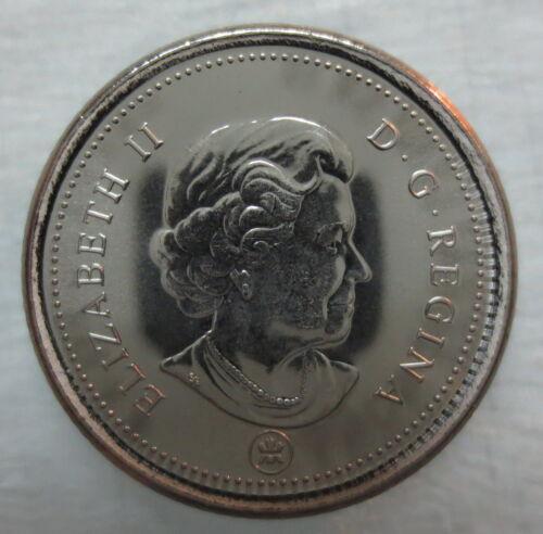 2006 LOGO CANADA 10¢ BRILLIANT UNCIRCULATED DIME