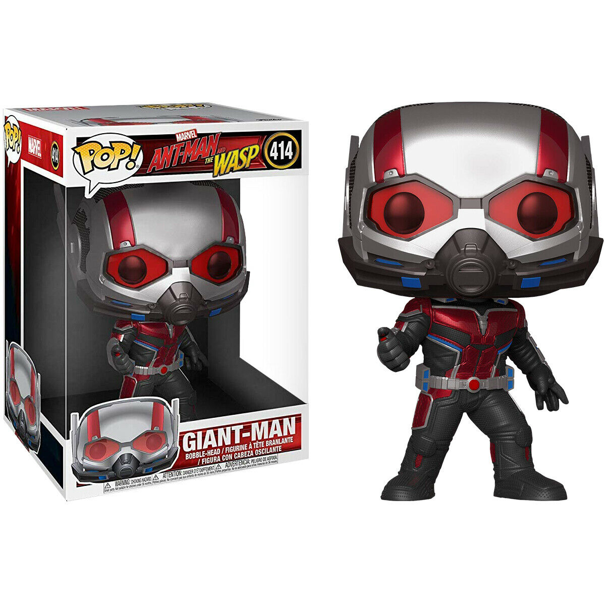 Ant-Man and the Wasp - Giant-Man 10  Pop  Vinyl Figure