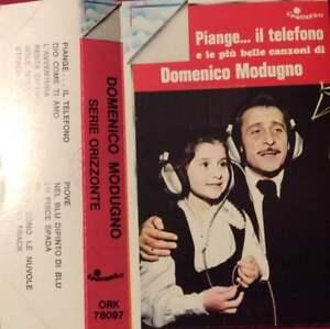 Domenico Modugno Piange Il Telefono Mc Ebay