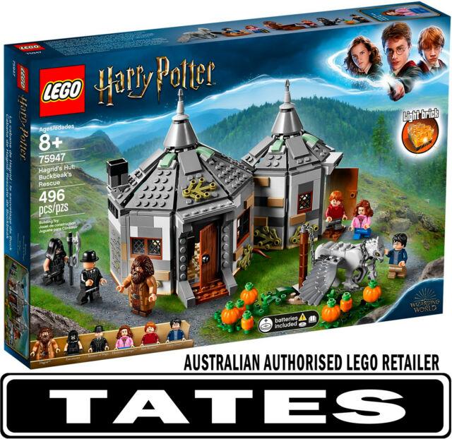 LEGO® 75947 Hagrid's Hut: Buckbeak's Rescue Harry Potter™ from Tates Toyworld