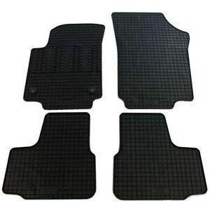 Gummimatten-VW-Up-Seat-Mii-CityGo-Gummi-Fussmatten-Gummifussmatten-Satz-4-Teilig