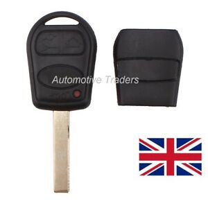 New-For-Land-Rover-Range-Rover-L322-VOGUE-HSE-3-BUTTON-key-case-remote-A77