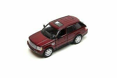 New Kinsmart Land Rover Range Rover Sport Diecast Model Toy SUV 1:38 Orange