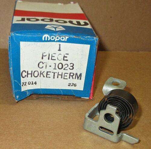 New 1969-1970 Chevrolet Chevelle Camaro Nova 2 bbl carb choke thermostat 3951638