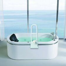 Bathroom Safety Rail Frame Bath Tub Grab Bar Support Handicap Holder Handle Aid
